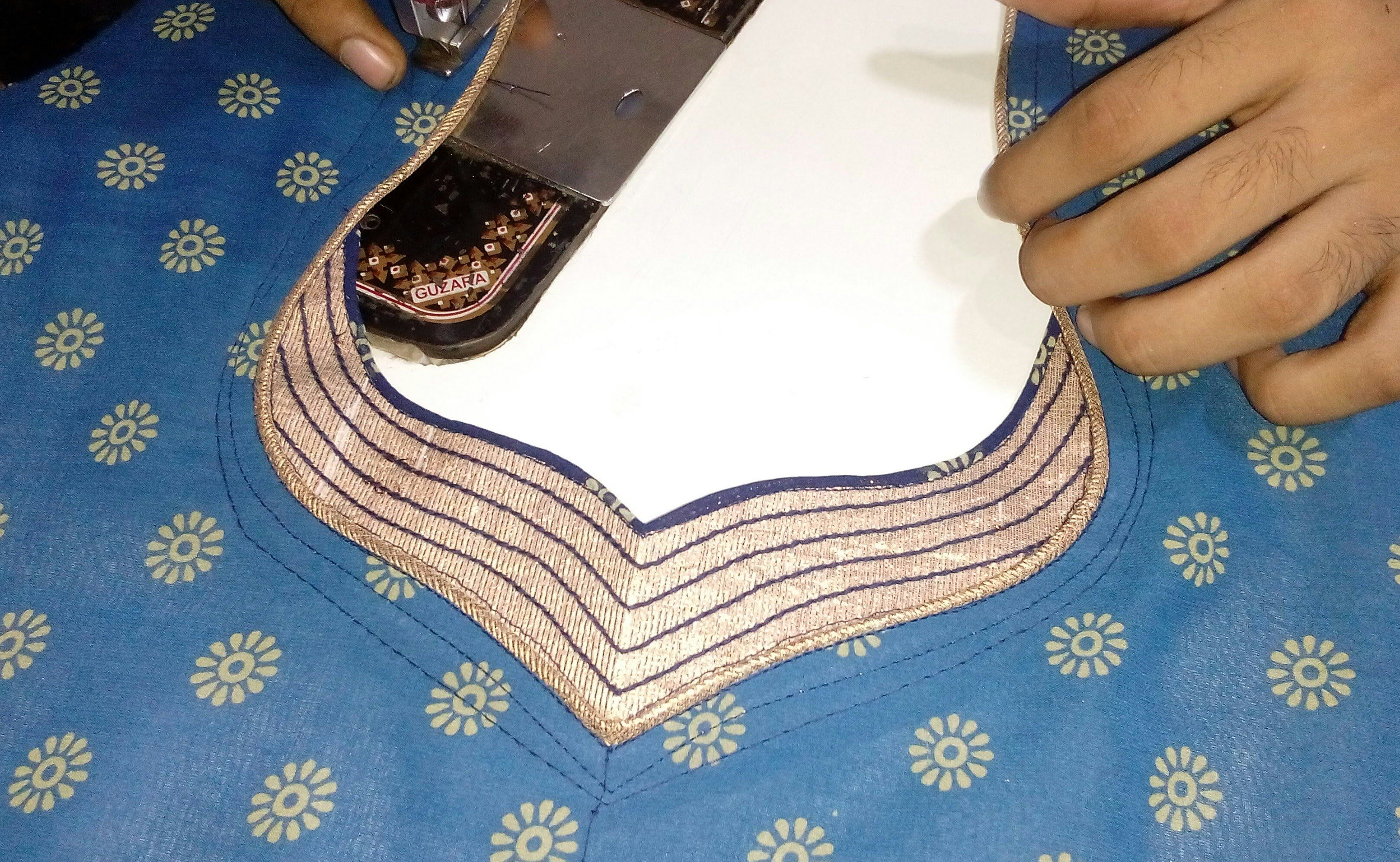 shirt cutting and stitching tutorial