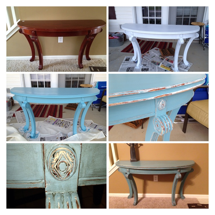valspar chalk paint tutorial