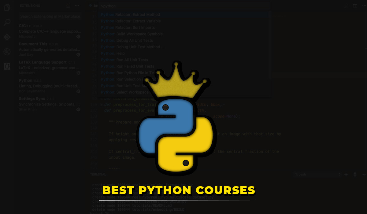 best python tutorial for beginners