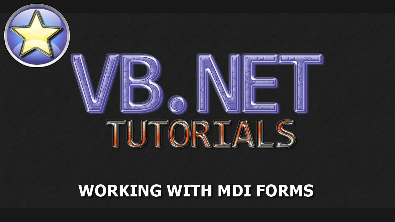 vb net tutorial for beginners