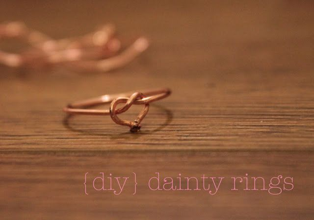 wire heart ring tutorial