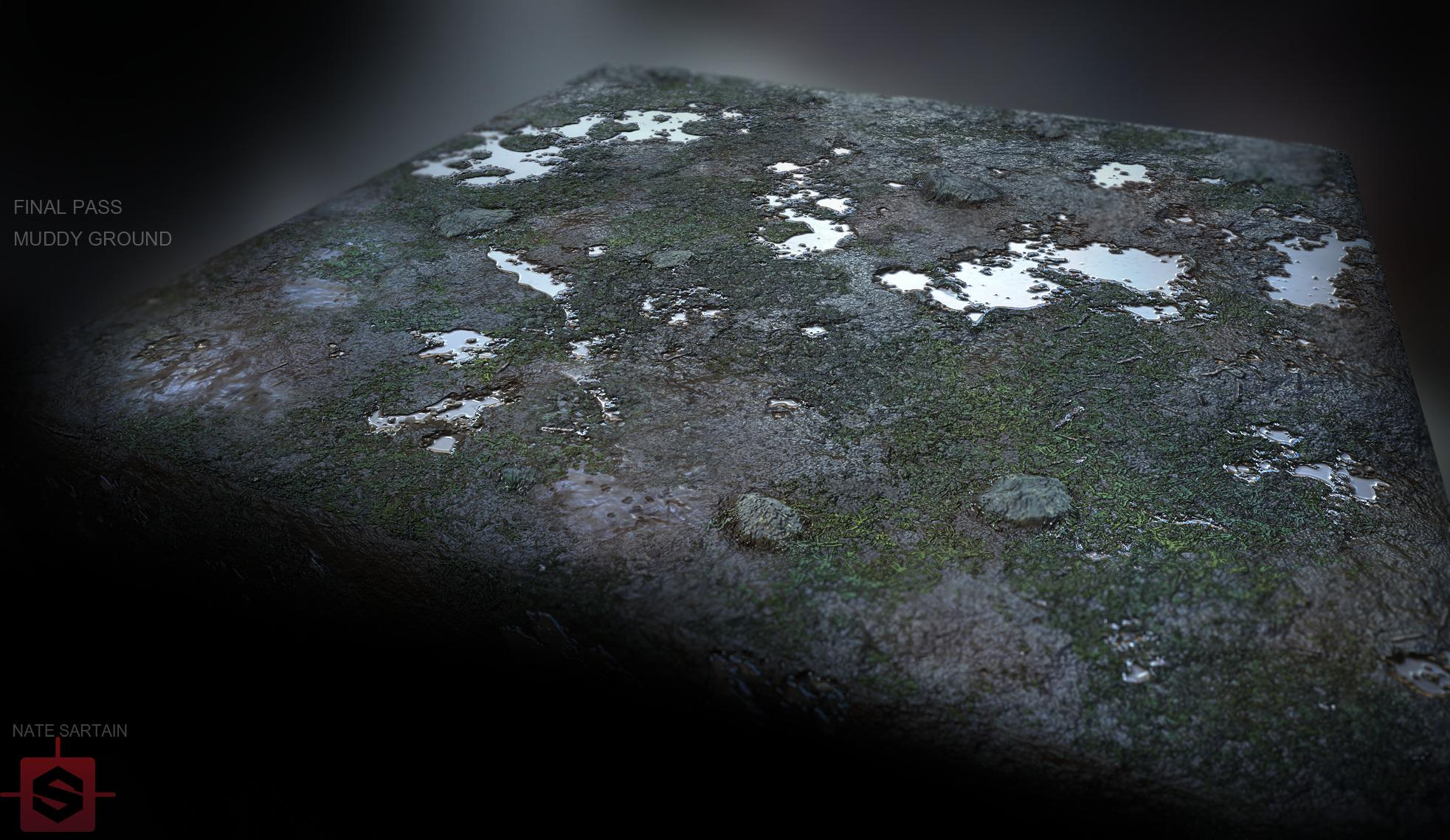 substance designer moss tutorial