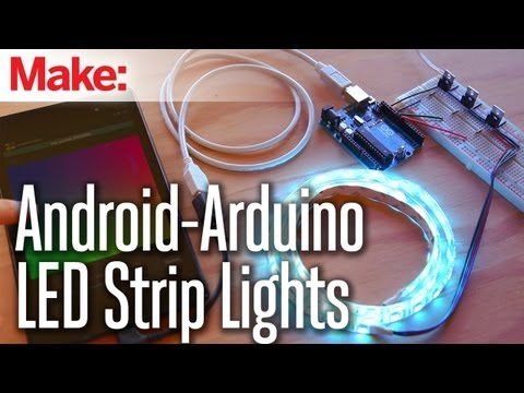 android light sensor tutorial
