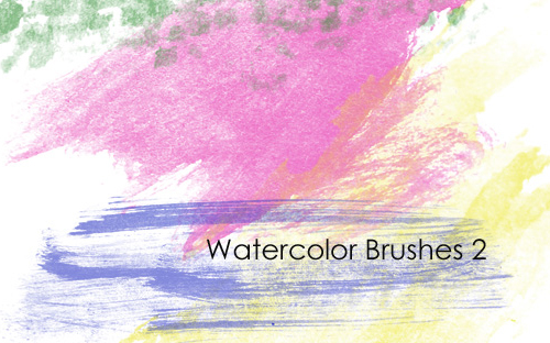 watercolor brush photoshop tutorial