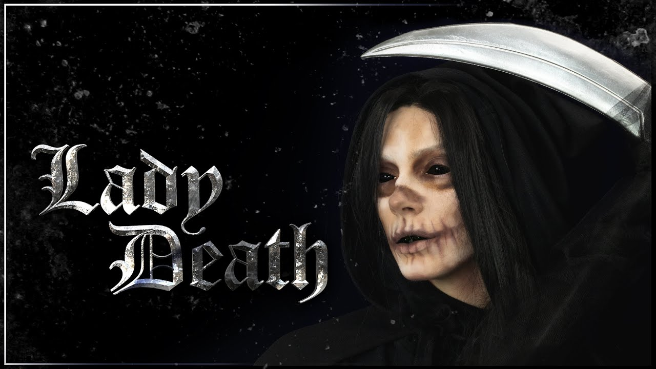 grim reaper makeup tutorial
