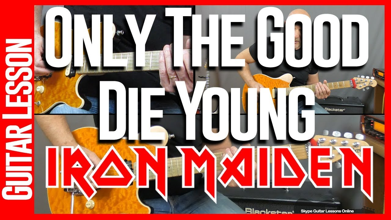 if i die young guitar tutorial