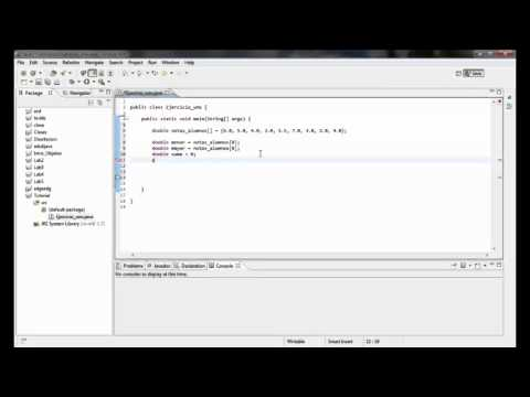 java eclipse tutorial youtube