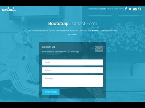 php email form tutorial