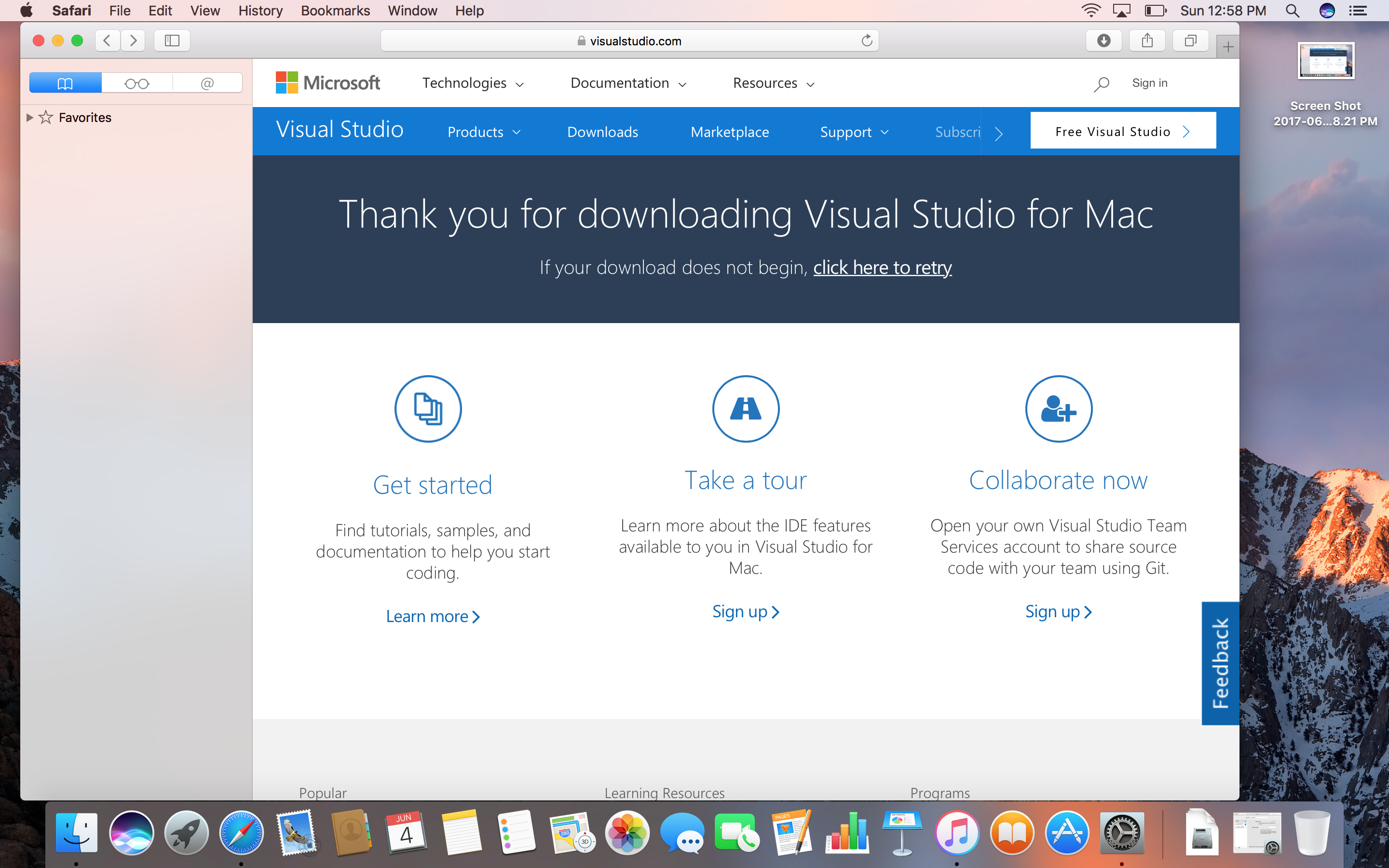 visual studio for mac tutorial